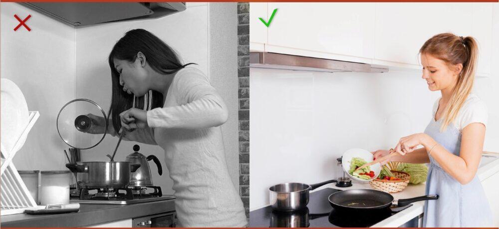 Nên chọn sử dùng bếp từ hay bếp gas (Review bếp từ Bosch)