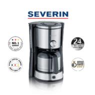 Máy pha cà phê Severin KA 4845 bình giữ nhiệt cafe lâu